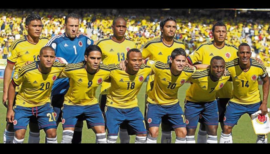 Colombie Foot